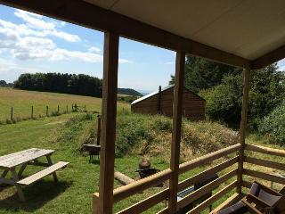 Warren Farm Log Cabin - Feather Down Farm Days - Blagdon vacation rentals