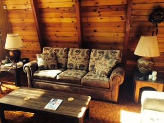 Beautiful Cabin with Housekeeping Included and Television - Sugarloaf vacation rentals