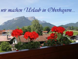 1 bedroom Apartment with Parking in Schoenau am Koenigssee - Schoenau am Koenigssee vacation rentals