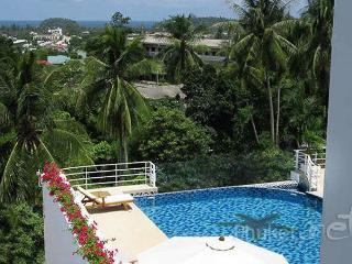 Stylish 2-Bed Sea View Apartment in Kata - Kata vacation rentals