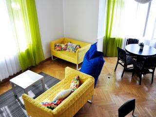 Spacious and modern 3-bedroom apt! - Prague vacation rentals