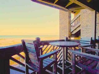 Maritime Place First Floor Oceanfront - Updated!  Small dogs considered - Garden City Beach vacation rentals