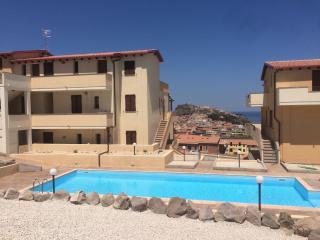 New apartment with amazing sea view - Castelsardo vacation rentals
