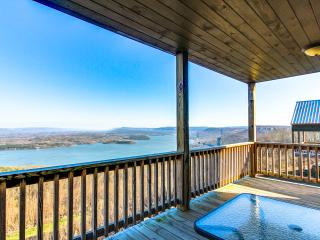 awesome view, chattanooga 25 miles, gated, hot tub - Chattanooga vacation rentals