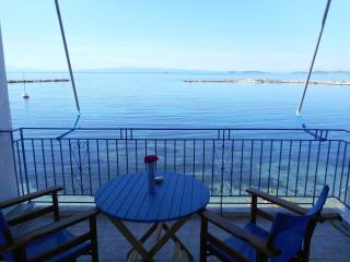 Harbourside Apartment Maria - fabulous sea views - Loutraki vacation rentals