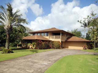 Hale Kipa Golf Course Home - Princeville vacation rentals
