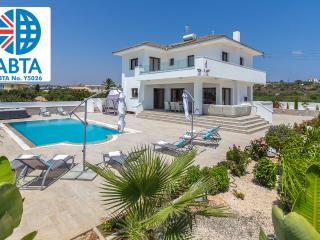 Oceanview Villa 133 - Lovely Outside Space - Protaras vacation rentals