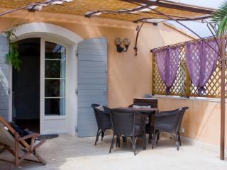 LA TREILLE au Mas des Bouteillavs - La Cadiere d'Azur vacation rentals