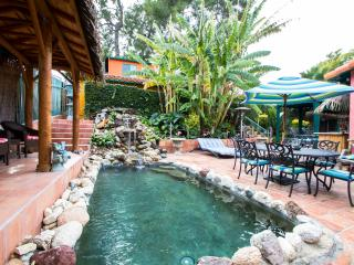 Spanish Hacienda Loft guest house~pets, pool, spa - Los Angeles vacation rentals