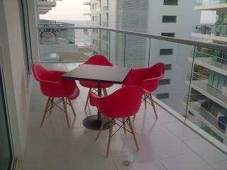 1 bedroom Apartment with A/C in Cartagena - Cartagena vacation rentals