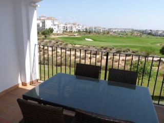 Calle Egeo 18 - Stunning First Floor Apartment Hacienda Riquelme - Sucina vacation rentals