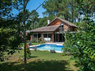 Villa en bois avec piscine chauffée - Seignosse vacation rentals