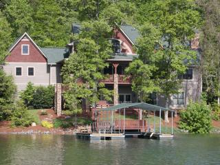 Lakeside Deep Water Exclusive Private - Hiawassee vacation rentals