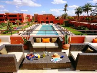 Cozy 2 bedroom Marrakech Apartment with Internet Access - Marrakech vacation rentals