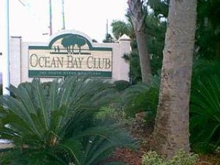 OCEAN BAY CLUB 1208 - North Myrtle Beach vacation rentals