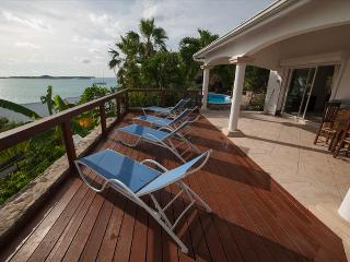 Affordable 6 bedroom colonial styled villa with great view - Marigot vacation rentals