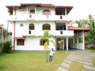 This  is a 5 bed room, three storey house - Kalutara vacation rentals