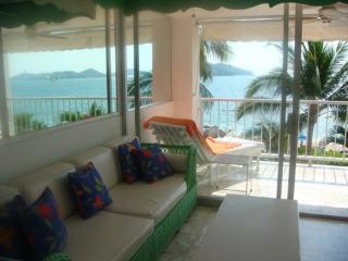 2 bedroom Apartment with Internet Access in Acapulco - Acapulco vacation rentals