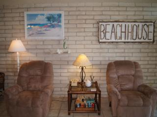 Recently updated beachfront, ground floor condo! - Port Aransas vacation rentals