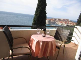 Two Bedroom Apartment with Balcony & Amazing View! - Dubrovnik vacation rentals