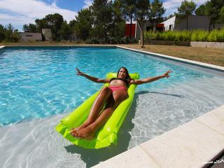 villa, piscine, 9 couchages, 5 SdB - Saint-Gely-du-Fesc vacation rentals