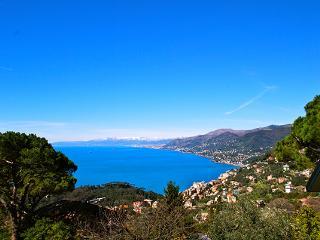 Amazing 2 floors, Best seaview 1BR 2BT 5P - Camogli vacation rentals