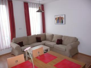 Spacious 4 bedroom Apartment in Prague with Elevator Access - Prague vacation rentals