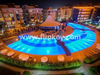 Luxury 2 bedroom apartments near to the beach at Onkel Residence - Antalya vacation rentals