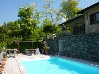 Lake Como Villa with private pool - Grandola ed Uniti vacation rentals