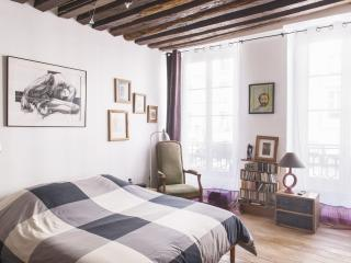 Very large modern artist flat for 6 - Bastille P12 - Paris vacation rentals