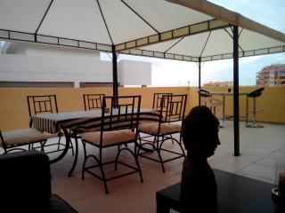 Big terrace in Riviera del Sol - Mijas vacation rentals