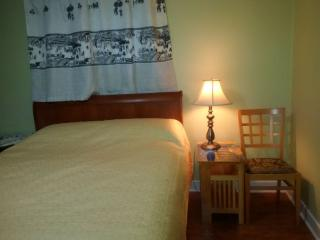 Bsmt Room for rent near Queens University - Kingston vacation rentals