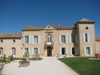 Domaine de Puychêne - Safran pour 6/7 personnes - Saint-Nazaire-d'Aude vacation rentals