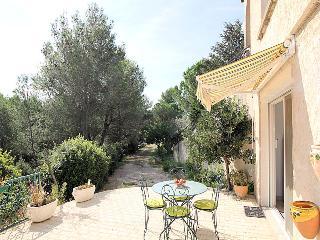 Beaucaire Gard, apartment 5p. comfort, big garden, pool, - Beaucaire vacation rentals