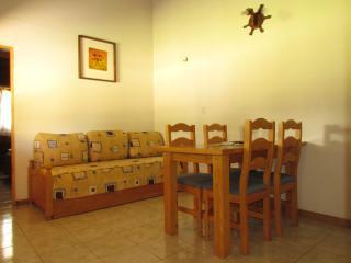Cabañas de madera y pileta con jacuzzi - Los Reartes vacation rentals