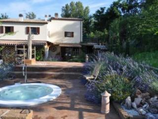 Country House Piece of Peace,PiscinaJacuzzi, Apt 3 - Cupramontana vacation rentals