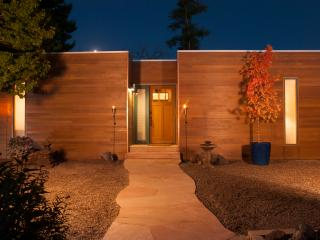 Casita Maria five minute walk to downtown Taos. - Taos vacation rentals