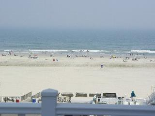 OCEAN VIEW FROM All 13 Windows .... Steps to Beach - Wildwood Crest vacation rentals