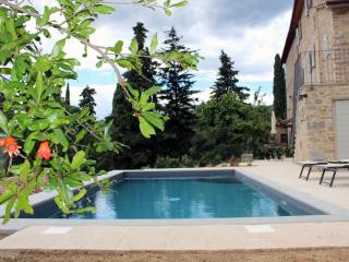 Casa dei Sogni, Stefano - An attractive air conditioned stone farmhouse with Private Pool -  set within a  small Tuscan borgo - Castiglion Fiorentino vacation rentals
