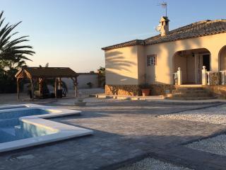 VILLA AVEC PISCINE PRIVEE COSTA BLANCA CATRAL - Catral vacation rentals