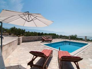 Amazing Ranch with Pool on Brac 300m sea - Cove Puntinak (Selca) vacation rentals