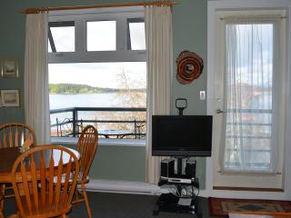 Water front Top Floor Condo with Vaulted Ceilings - Tofino vacation rentals