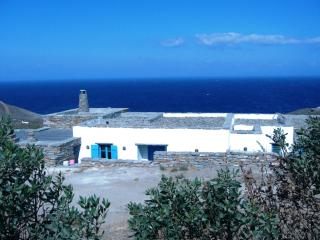 sea view traditional stone house - Otzias vacation rentals