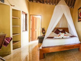 Standard room AC @Mushroom Beach Bungalows - Nusa Lembongan vacation rentals