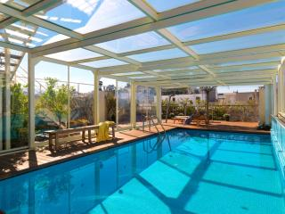 Apt1&2 Heated Pool & Acropolis view - Athens vacation rentals
