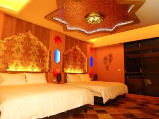 1BR❤Morocco Style near STN❤sleep4 - Hualien vacation rentals