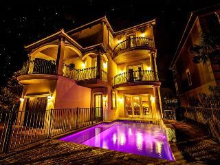 Adonis: 10Bdrm-Game Rm-Private Beach/Pool/Hot Tub - Miramar Beach vacation rentals