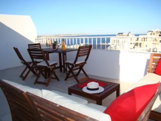 Family Friendly Seaview Penthouse - Saint Paul's Bay vacation rentals
