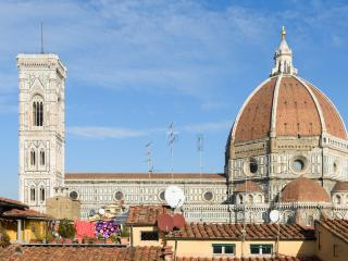 Penthouse, Panoramic terrace over Duomo, Florence - Florence vacation rentals