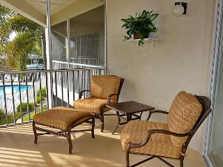 Pleasant condo w/ pool in historic, waterfront community of Olde Marco - Marco Island vacation rentals
